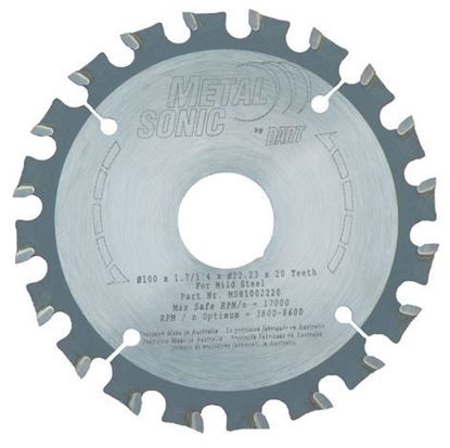 MetalSonic Saw Blade 20 Teeth