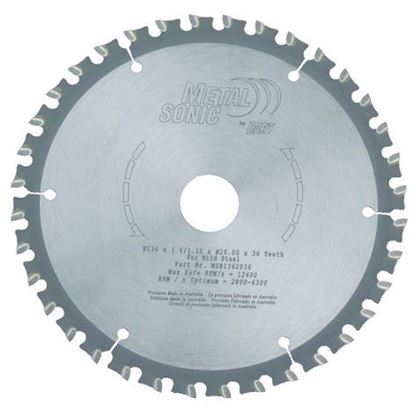 etalSonic Saw Blade - 36 Teeth - 136mm