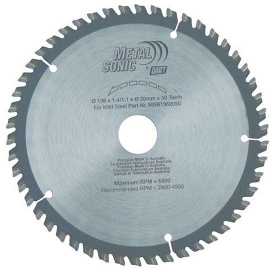 MetalSonic Saw Blade - 50 Teeth - 136mm