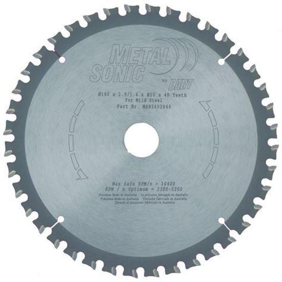 MetalSonic Saw Blade - 40 Teeth - 160mm