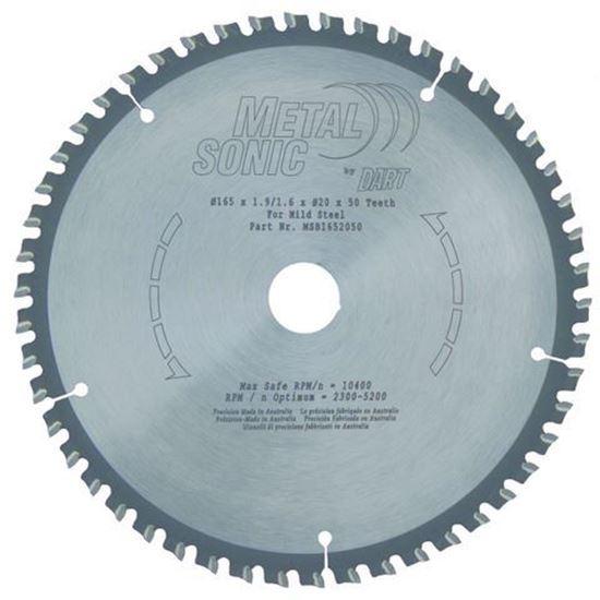 MetalSonic Saw Blade - 50 Teeth - 160mm