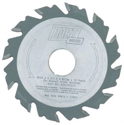 Dart Saw Blade - 12 Teeth - 100mm