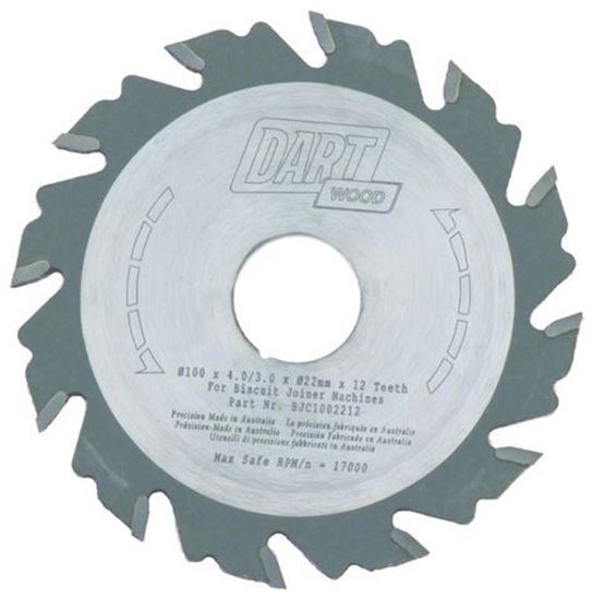 Dart Saw Blade - 12 Teeth - 100mm