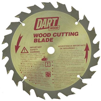 Dart Saw Blade - 20 Teeth - 136mm