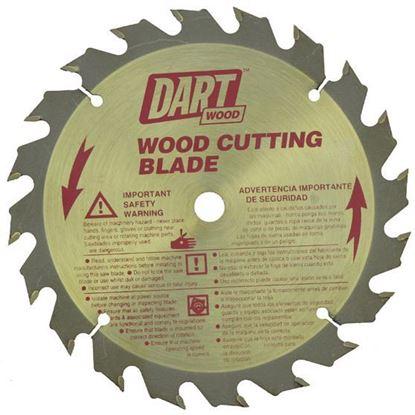 Dart Saw Blade - 20 Teeth - 136mm