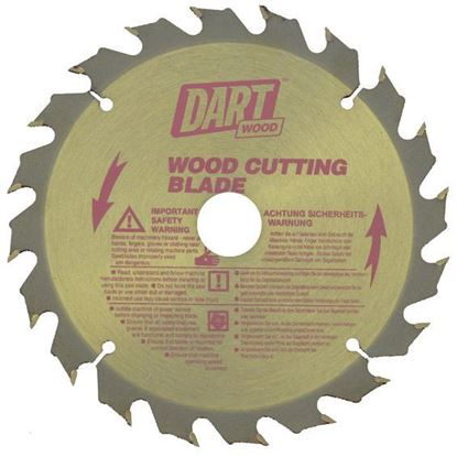 Dart Saw Blade - 20 Teeth - 140mm