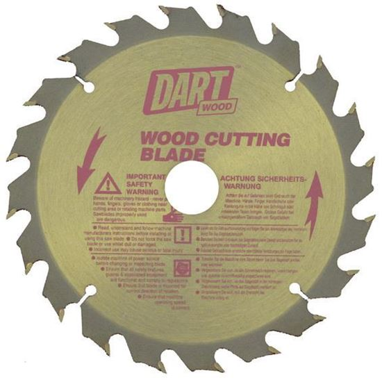 Dart Saw Blade - 20 Teeth - 140mm
