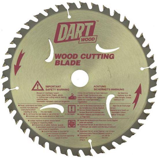 Dart Saw Blade - 180mm - 40 Teeth