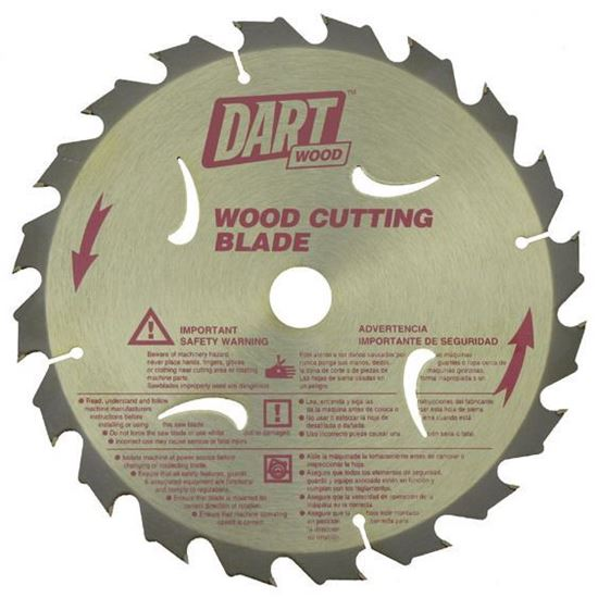 Dart Saw Blade - 210mm - 20 Teeth