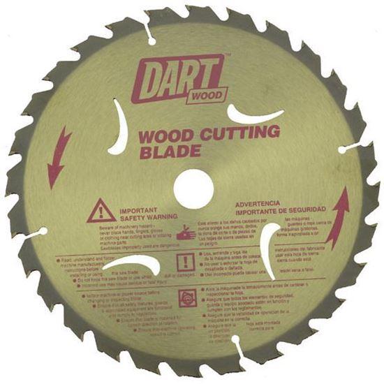 Dart Saw Blade - 210mm - 28 Teeth