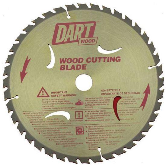 Dart Saw Blade - 210mm - 40 Teeth