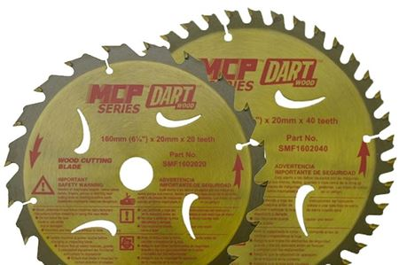 Picture for category Timber Cutting TCT Saw Blades