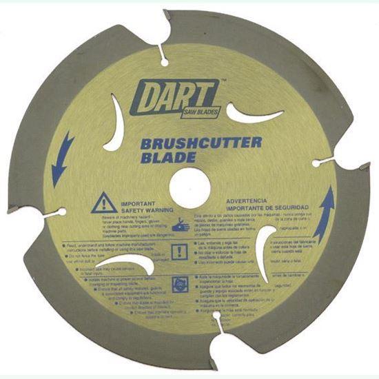 Dart Saw Blade - 225mm - 4 Teeth