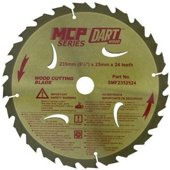 Dart Saw Blade - 235mm - 24 Teeth
