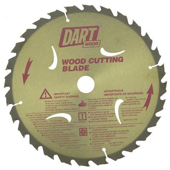 Dart Saw Blade - 235mm - 28 Teeth