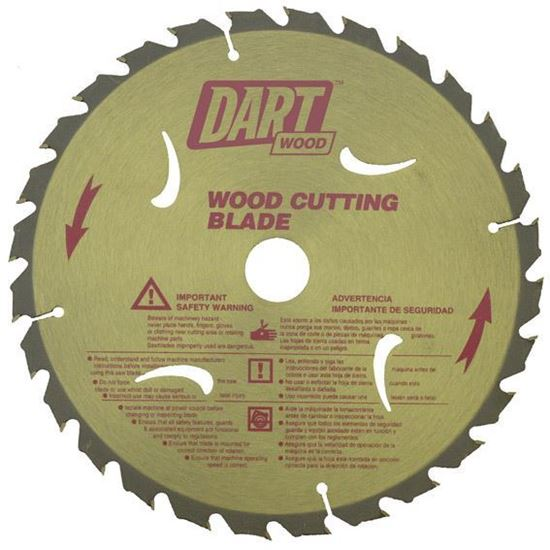 Dart Saw Blade - 250mm - 28 Teeth
