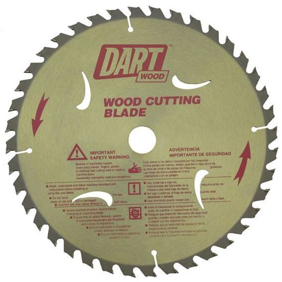 Dart Saw Blade - 250mm - 40 Teeth