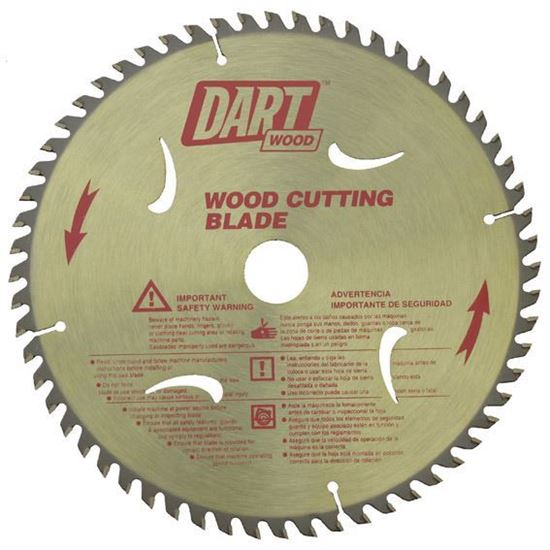 Dart Saw Blade - 250mm - 60 Teeth