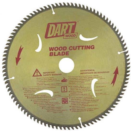 Dart Saw Blade - 250mm - 100 Teeth