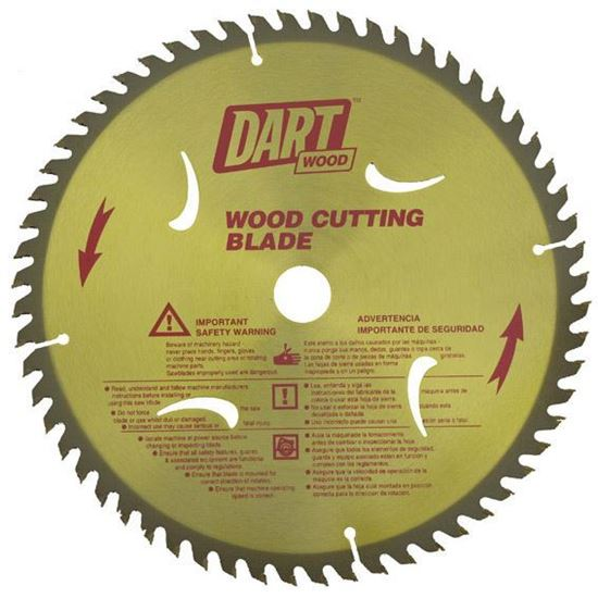 Dart Saw Blade - 255mm - 60 Teeth