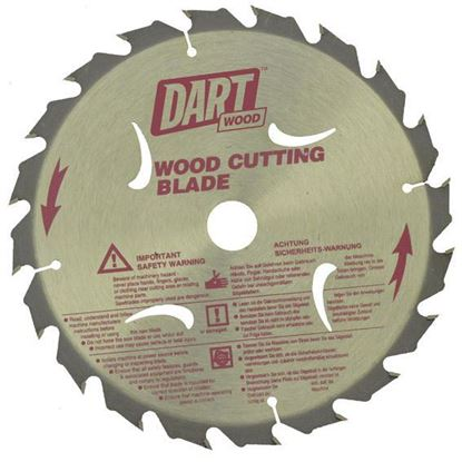 Dart Saw Blade - 160mm - 20 Teeth