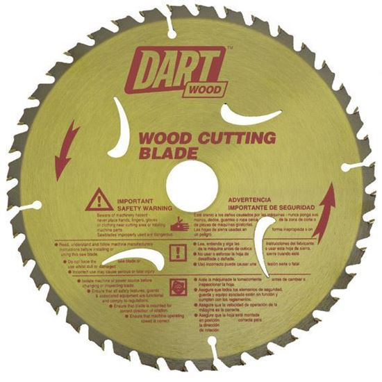 Dart Saw Blade - 216mm - 40 Teeth