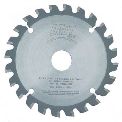 Dart Saw Blade - 125mm - 24 Teeth
