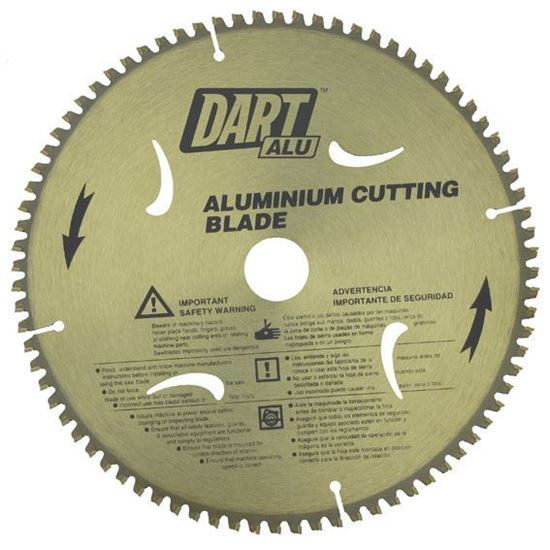 Dart Saw Blade - 216mm - 80 Teeth