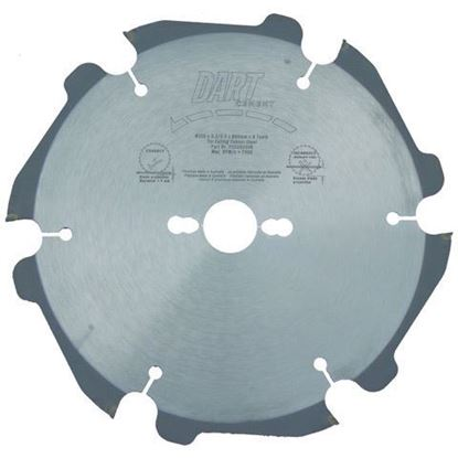 Dart Saw Blade - 250mm - 6 Teeth