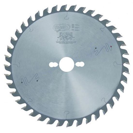 Opteco Saw Blade - 250mm - 40 Teeth