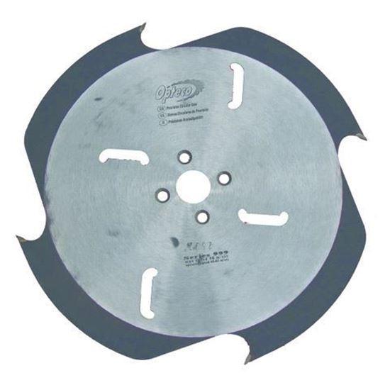 Opteco Saw Blade - 422mm - 4 Teeth
