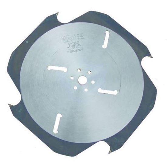Opteco Saw Blade - 502mm - 4 Teeth