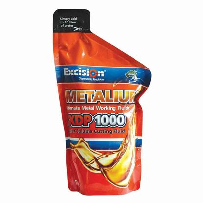 METALIUM XDP1000 CUTTING FLUID - 1 LITRE (10 PACK)