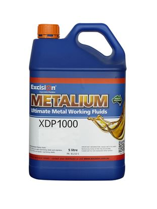 METALIUM XDP1000 CUTTING FLUID - 5 LITRES