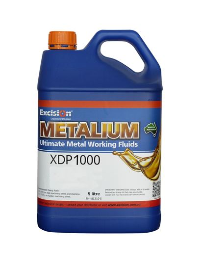 METALIUM XDP1000 CUTTING FLUID - 5 LITRES