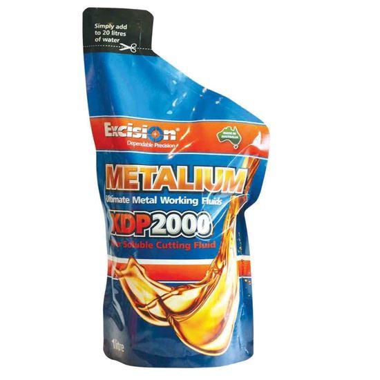 METALIUM XDP2000 CUTTING FLUID - 1 LITRE (10 PACK)