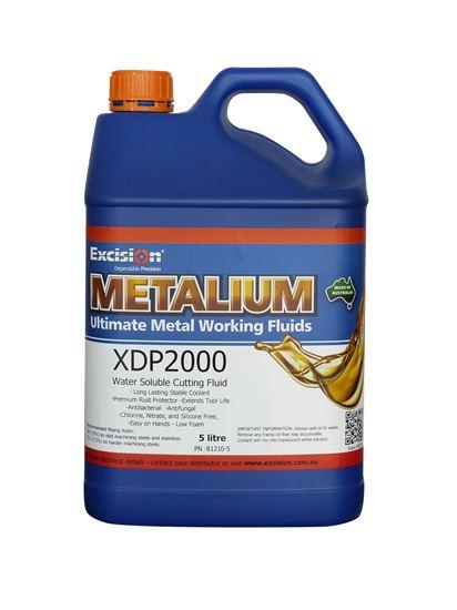 METALIUM XDP2000 CUTTING FLUID - 5 LITRES