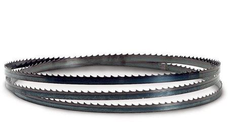 Picture for category Plastic/Aluminium Cutting Bandsaw Blades