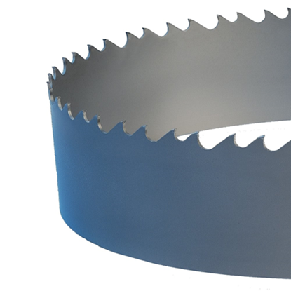 Swaged Bandsaw Blades