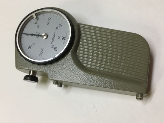 Kafer Imperial Dial Gauge Short Foot