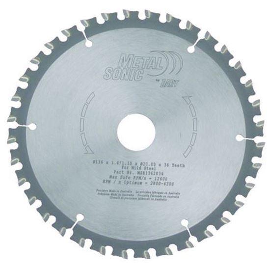 etalSonic Saw Blade - 36 Teeth - 136mm