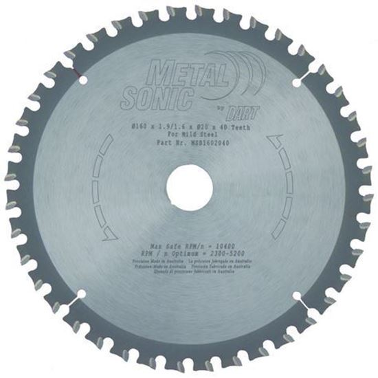 MetalSonic Saw Blade - 40 Teeth - 160mm