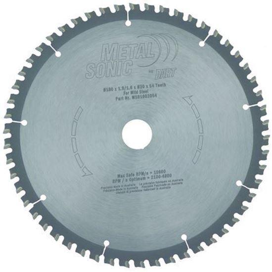 MetalSonic Saw Blade - 54 Teeth - 180mm