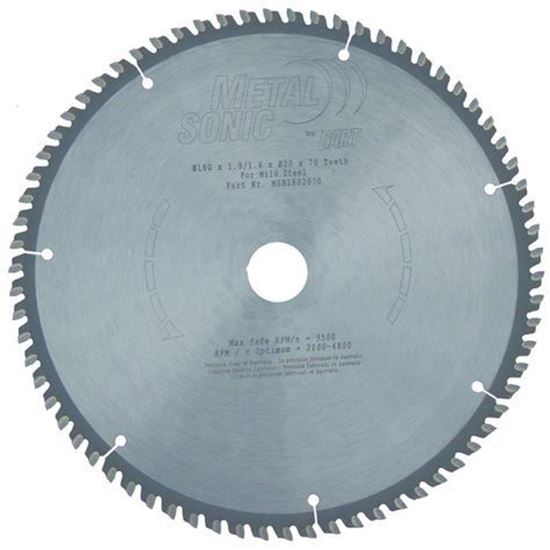 MetalSonic Saw Blade - 70 Teeth - 180mm