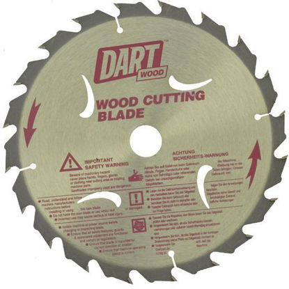 Dart Saw Blade - 20 Teeth - 160mm