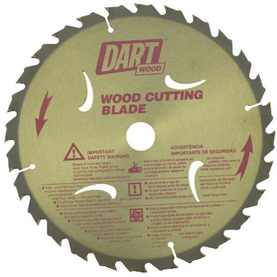 Dart Saw Blade - 160mm - 28 Teeth