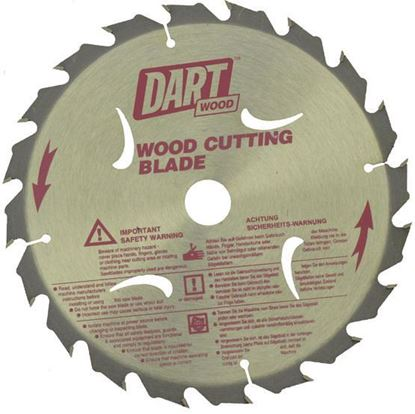 Dart Saw Blade - 180mm - 20 Teeth