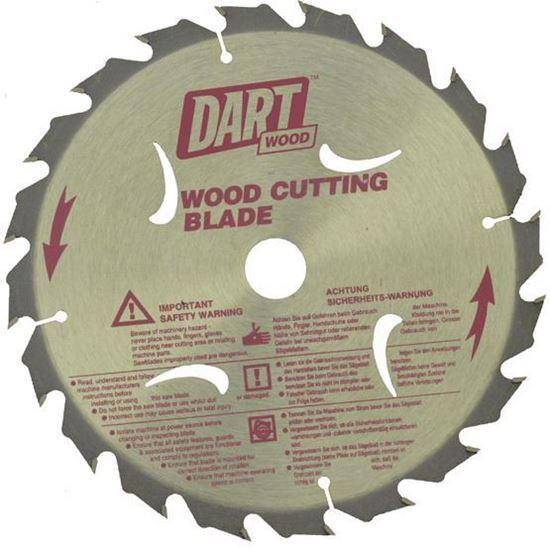 Dart Saw Blade - 180mm - 20 Teeth