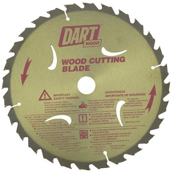 Dart Saw Blade - 180mm - 28 Teeth