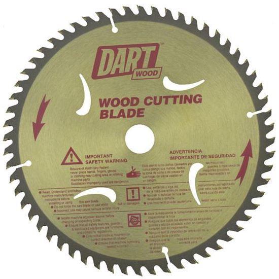 Dart Saw Blade - 210mm - 60 Teeth